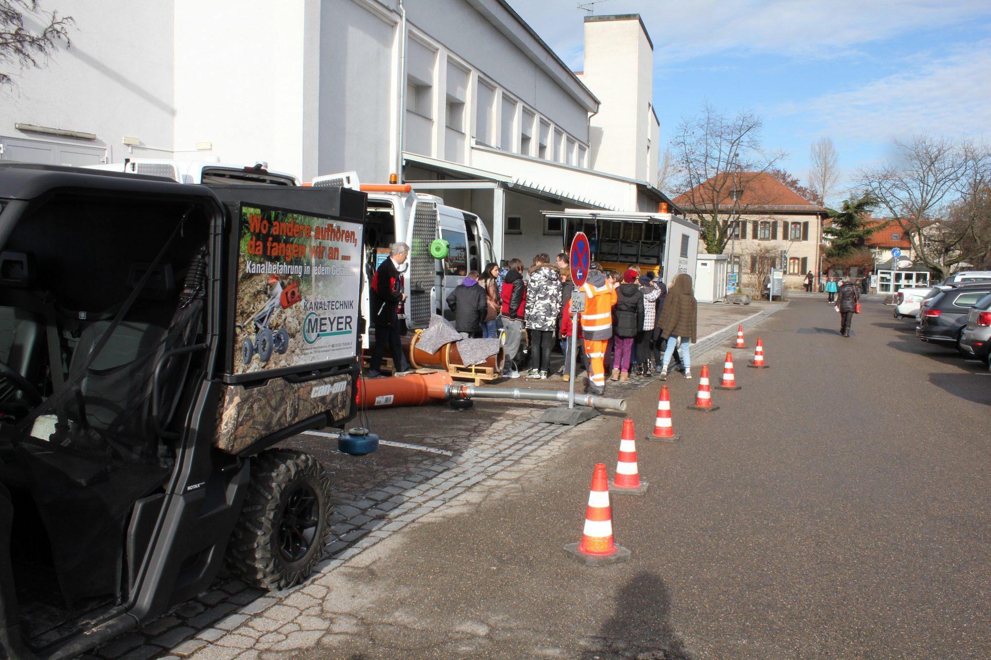 Schau Drauf Schwabach Ausstellung Kanalinspektion C Tatwort
