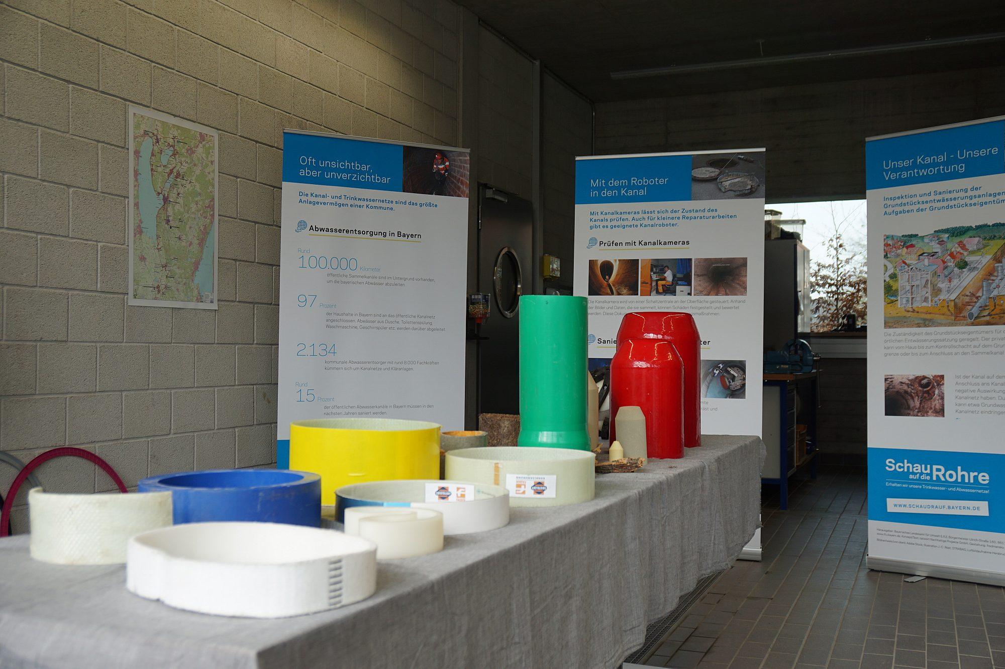 Ausstellung Herrsching 4 C Schau Auf Die Rohre
