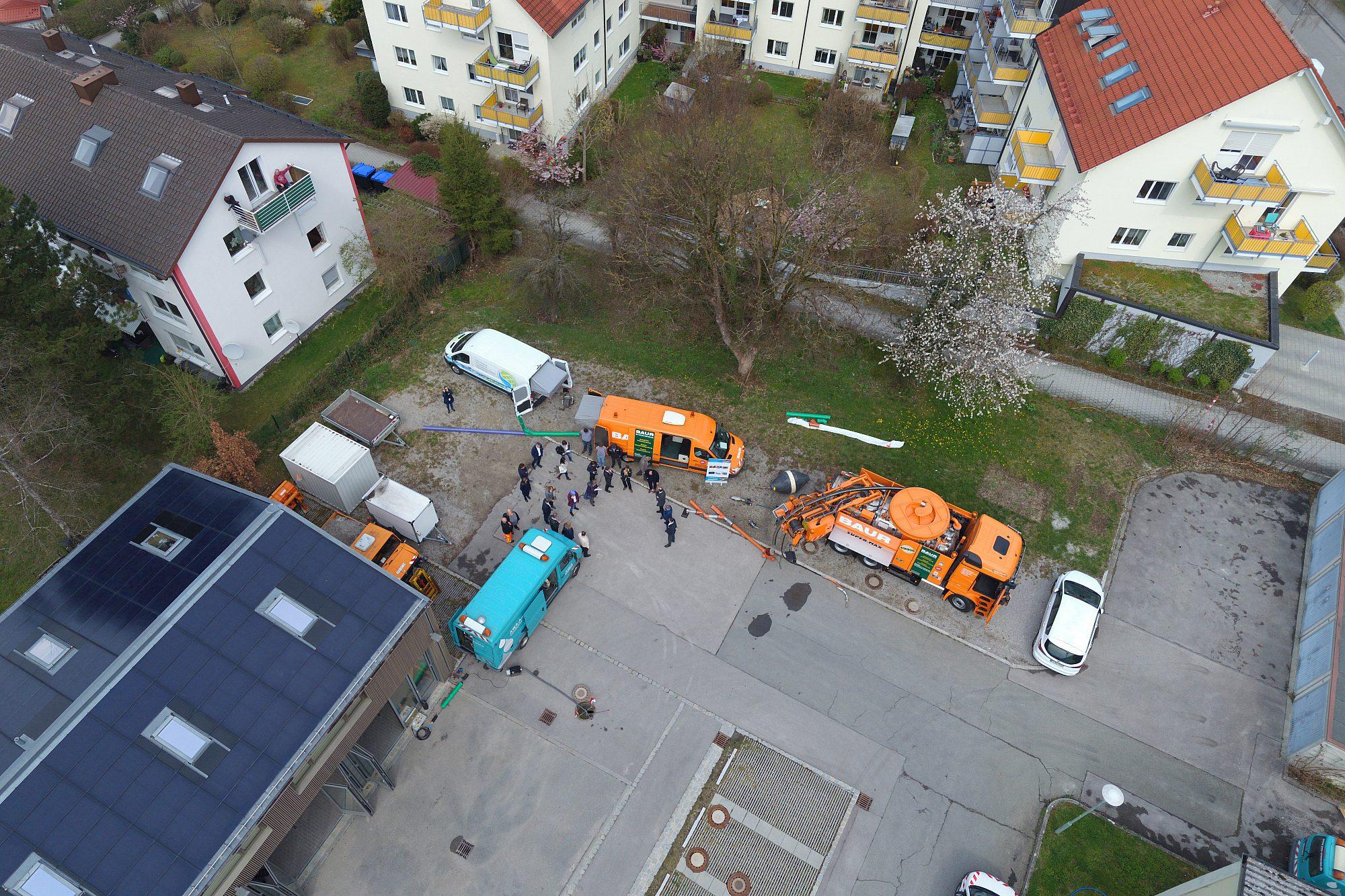 Drohne 3 C Awa Ammersee