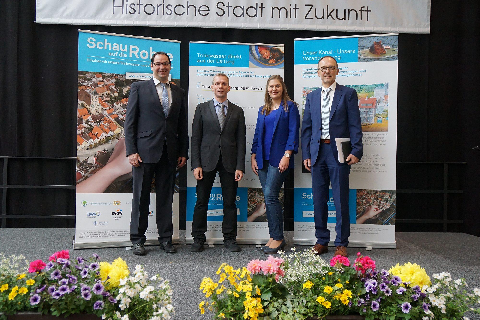 Pressefoto Burglengenfeld C Schau Auf Die Rohre