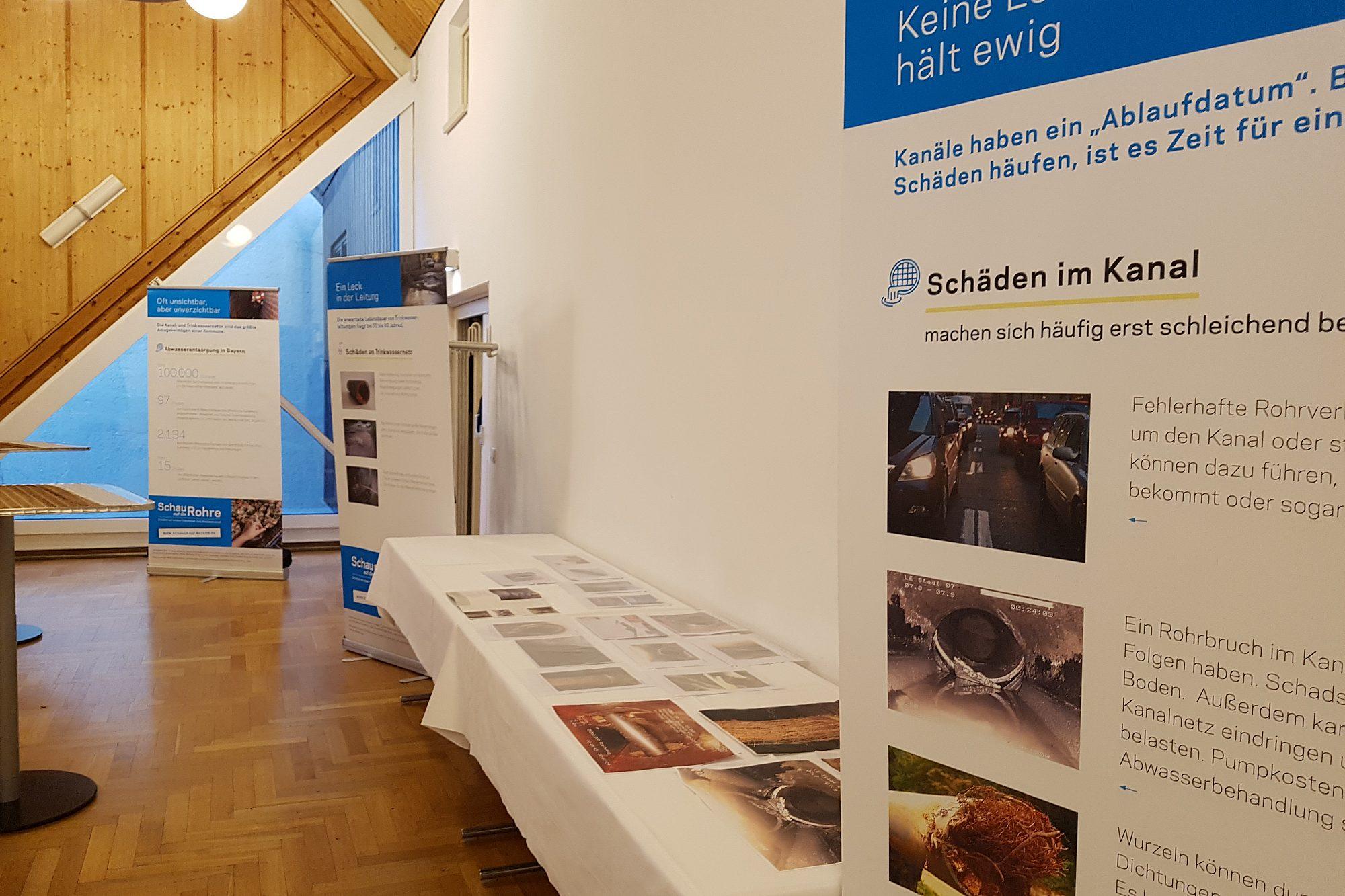 Ausstellung Memmingen 3 C Tatwort