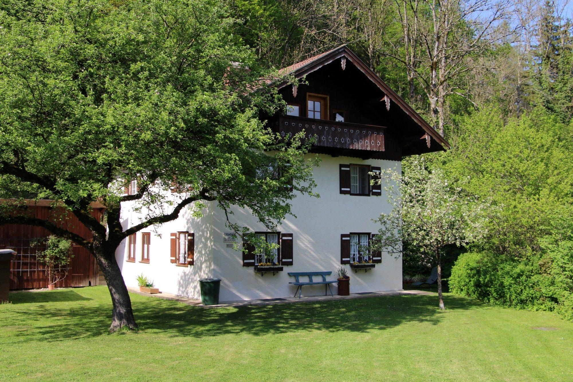 Symbolbild eines Einfamilienhauses