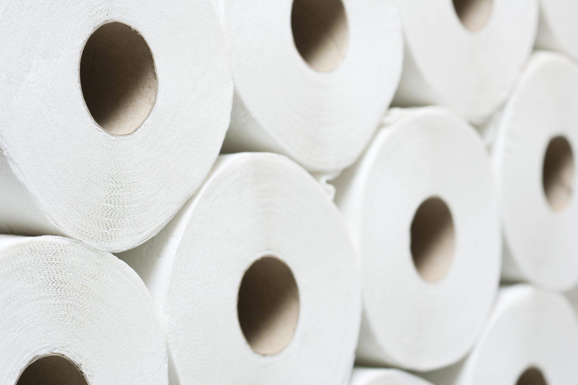 "Symbolbild ""Toilettenpapier"""